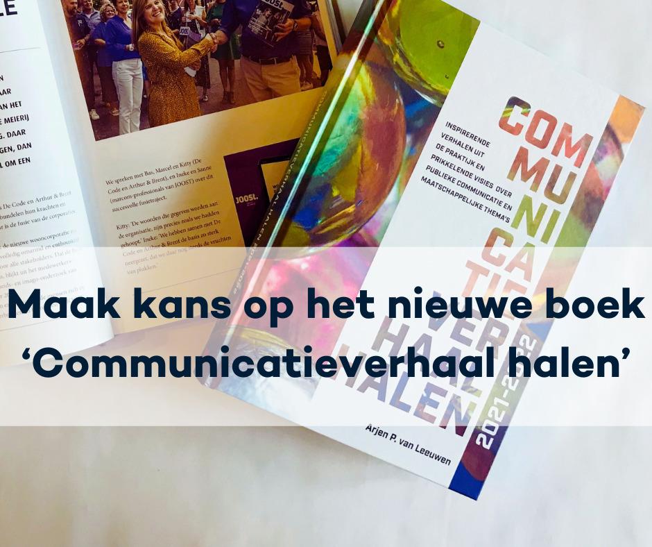 Boek 'Communicatieverhaal halen'
